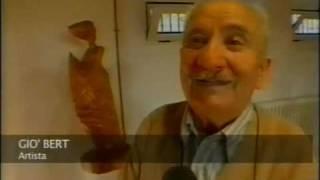 Castenaso - I sogni scolpiti di Gio' Bert - servizio TG Telecentro