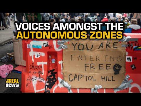 Autonomous zones get the goods