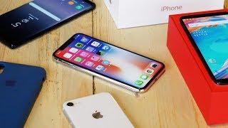 Месяц с iPhone X. Стоит ли копить?