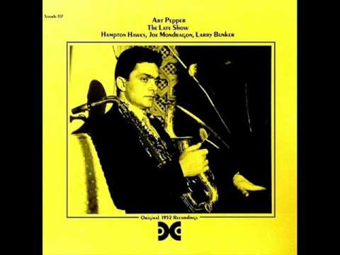 Art Pepper Quartet at the Surf Club - Chili Pepper