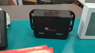 GSM-модуль и Комнатные панели управления Автоматическими котлами iQkotel и SmartKotel.