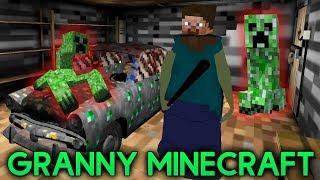 MINECRAFT 2 IN GRANNY! - Granny