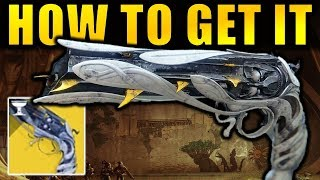 Destiny 2: How to Get The LUMINA Exotic Hand Cannon! - EASY GUIDE!