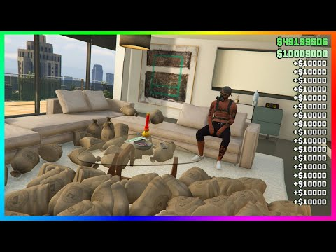 NEW GTA 5 Online Solo Unlimited Money Glitch! [NO REQUIREMENTS] (PS4/XBOX/PC)