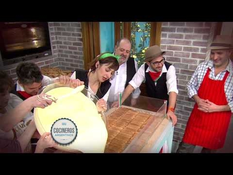 Video Oficial Cocineros Argentinos Cortina Antonio Ríos