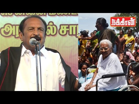 Vaikos-Emotional-Speech-about-his-mother-Mariammal-her-Anti-liquor-protest-12-03-2016