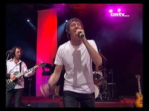 El Cuarteto de Nos video Mírenme - CM VIVO 02/12/2009