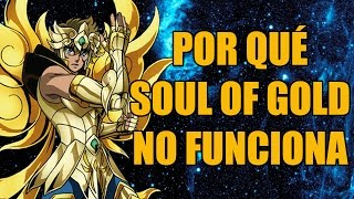 Por Qué Saint Seiya Soul Of Gold No Funciona