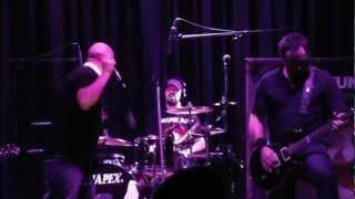 preview picture of video 'Skunk DF - Perseidas (Directo Valencia Rock City 2013)'