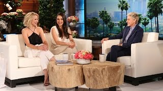 Kristen Bell, Mila Kunis, Dax Shepard et Ashton Kutcher - 5 mai 2016