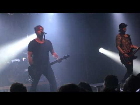 A Life Divided - The Lost | 23. April 2016 | Backstage Muenchen | gefilmt vom Sven
