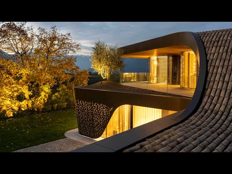 House EB - Monovolume architecture+design