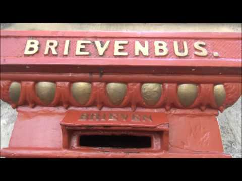 Antieke brievenbus @efteling