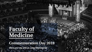 LIVE STREAM Commemoration Day 2018 - the Faculty of Medicine