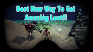 How To Get The Best Loot In Ark!!