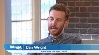 Dan Wright tells us about nappy chats