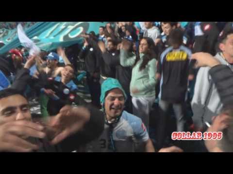 """""""LA HINCHADA COPANDO BRASIL..."""" Barra: Los Piratas Celestes de Alberdi • Club: Belgrano"""