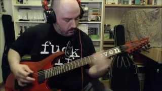Dismember - Misanthropic (Guitar Cover)