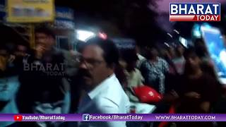 Advocate Hulchul In Bhimavaram | Advocate Fight With Traffic Police