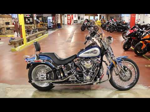 2006 Harley-Davidson Springer® Softail® in New London, Connecticut - Video 1