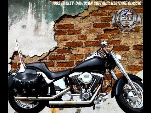 1992 Harley-Davidson FLHTC in Ames, Iowa - Video 1