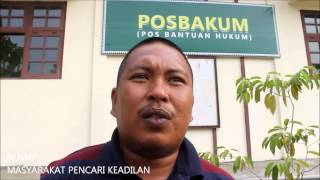 Video Pos Bakum PA Pelaihari