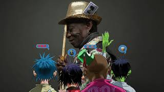 Gorillaz – How Far? Ft. Tony Allen & Skepta