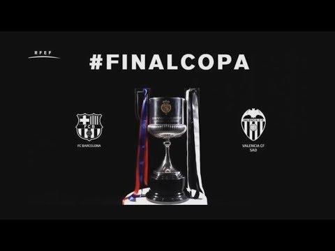 FIFA 19 - Copa del Rey Final 2019 Barcelona vs Valencia
