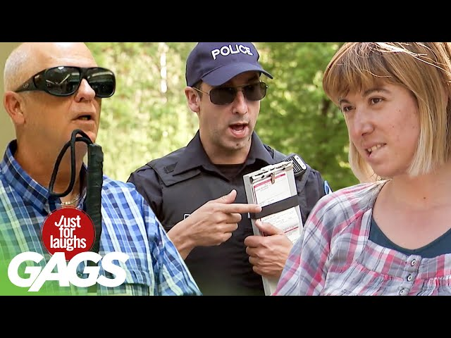 Best of Getting You Into Trouble Vol.  2 | Just For Laughs Compilation