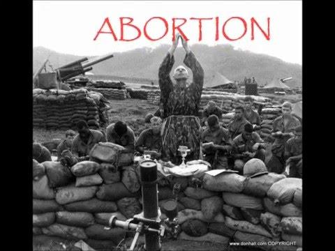 "Abortion - ABORTION ""Pracuj pre boha"" (WORK TO GOD)"
