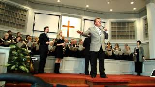 The Rick Webb Family sings He Has Forgiven Me