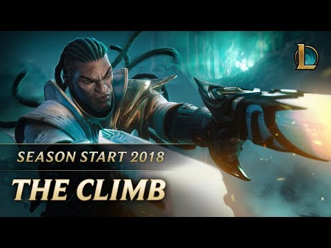 The Climb Heralds the Start of a New Ranked Season