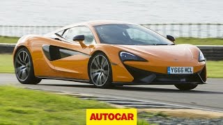 [Autocar] McLaren 570S - Best Driver-Car of Britain | Part 4