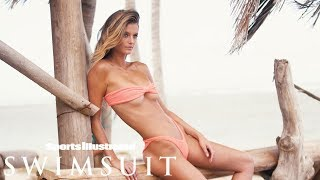 Kate Bock Wears The Tiniest Swimsuits EVER | CANDIDS| Sports Illustrated Swimsuit