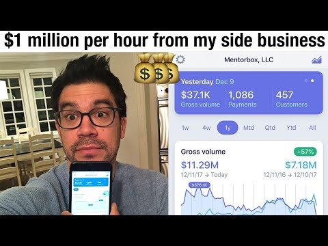 ‪$1 Million Per Hour Side Business‬‏