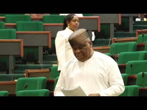 Hon Jerry Alagbaoso,22 May 2019   Bill to establish Federal University of land resources technology,