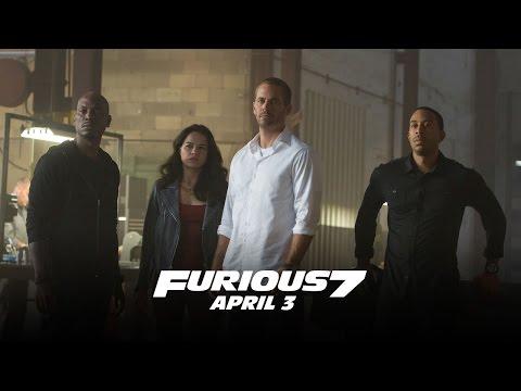 Furious 7 (TV Spot 7)