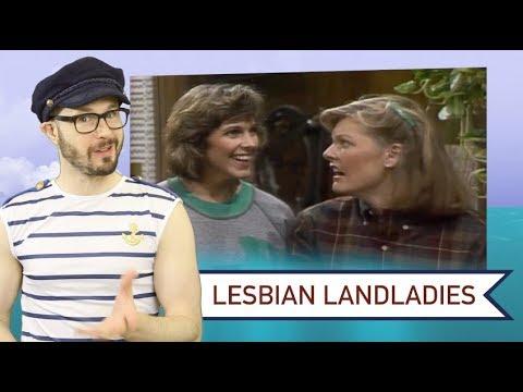 Kate & Allie & the Secret of the Lesbian Landladies