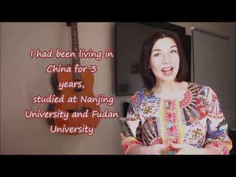 Evgeniya Zhao Yang - Mandarin Chinese and Russian Teacher