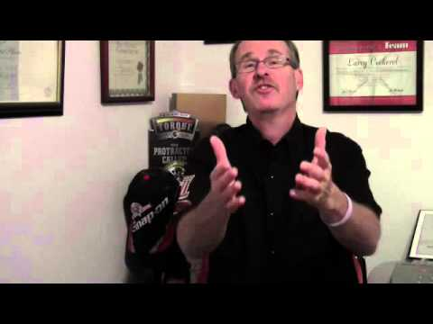 The Sales Motivator, Larry Cockerel Sales Motivational Speaker