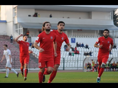 Spartak Nalchik-Maykop: 5-1