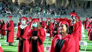 2020 Terry High School Graduation