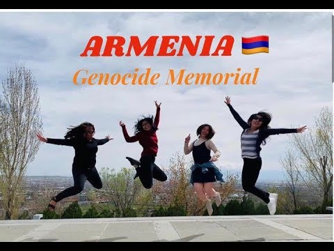 Armenia Day 1 +  Genocide Memorial Tour