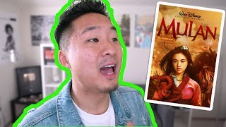 WILL DISNEY'S NEW MULAN MOVIE BE BAD FOR ASIANS?   Fung Bros