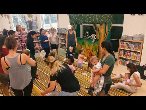 We take our Immersion and Initiation Programs to Public libraries