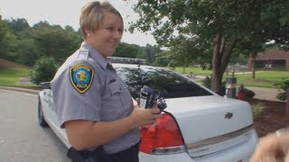 North Carolina Police Officers Caught Speeding (20/20 - ABC News) 10/4/2013  Full Story
