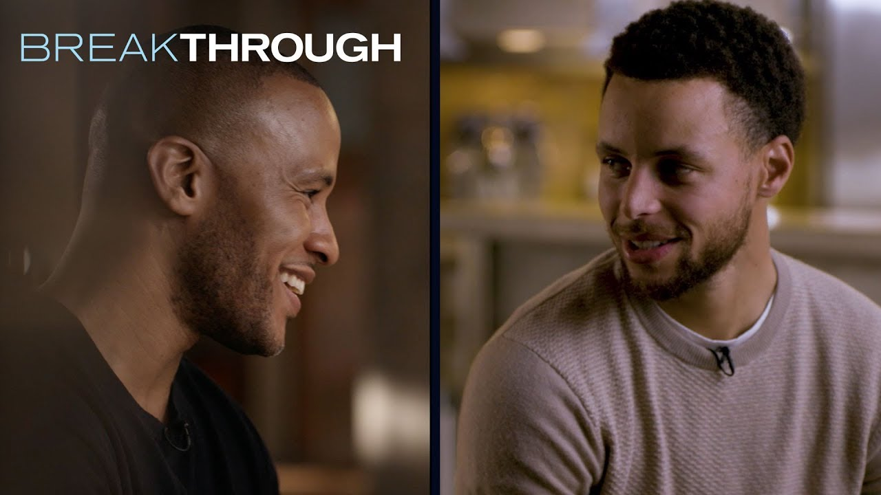 Breakthrough - A Conversation with Stephen Curry & DeVon Franklin
