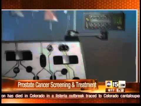Povečanje raka prostate