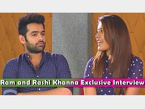 Ram Pothineni and Rashi Khanna Interview about Shivam