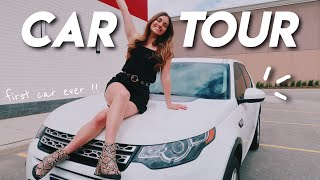 Buying My First Car At 17!! (car Shopping + Car Tour)
